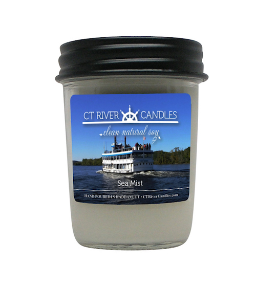 Preserver Jar Soy Candles | Handmade Soy | 8oz - CT River ...