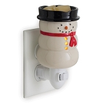 Snowman Plugin Tart Warmers