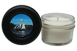 Mini Jar Soy Candles - 4 oz